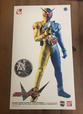 Medicom RAH 1/6 幪面超人 karmen Rider Double W LunarTrigger