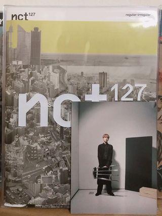 [WTS] nct127 Regular-Irregular album regular ver.