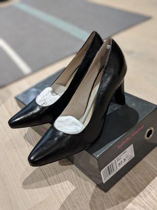 (New) Isabella Anselmi Black heels - size 37.5