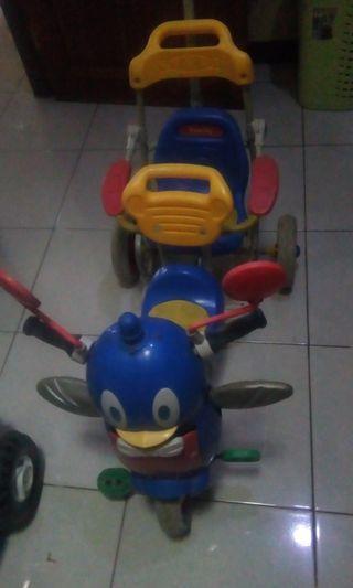 Sepeda Anak Double (Family)