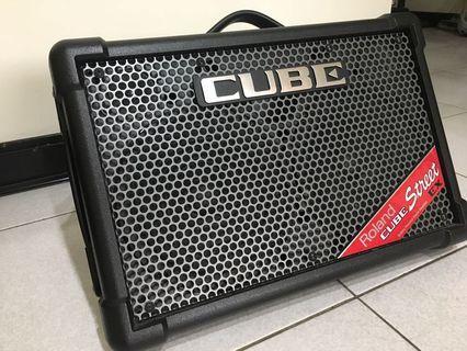 Roland CUBE Street EX(Cube STEX)立體聲音箱