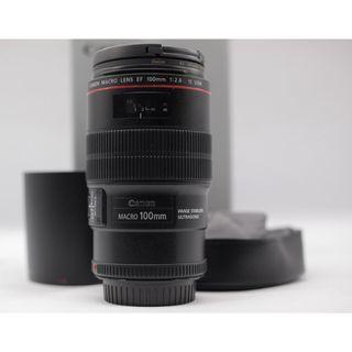 Used - Canon EF Macro 100MM F2.8 L IS USM