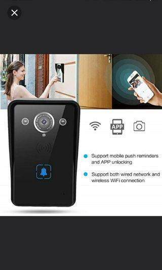 💯✔NEW P15 MULTIFUNCTION DOORBELL  WIRELESS WIFI  WATERPROOF SECURITY CAMERA WITH NIGHT VISION