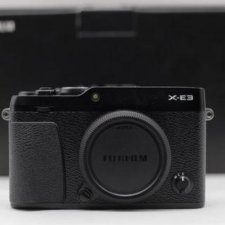Used - Fujifilm X-E3 Mirrorless (Black) Body