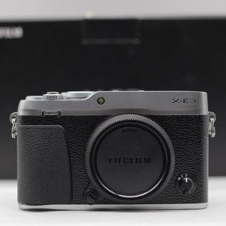 Used - Fujifilm X-E3 Mirrorless (Silver) Body