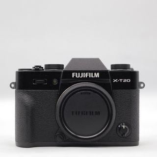 Used - Fujifilm X-T20 (Body only) (Black)