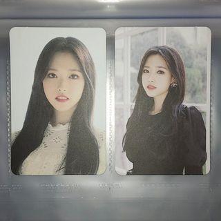 本月少女 Olivia Hye小卡