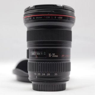 Used - Canon EF 16-35MM F2.8L II USM