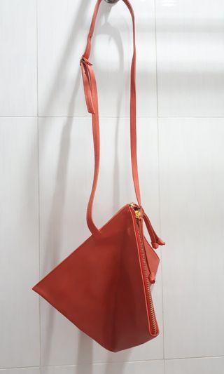 Cottonink Mini Istanbul Sling Bag Blush