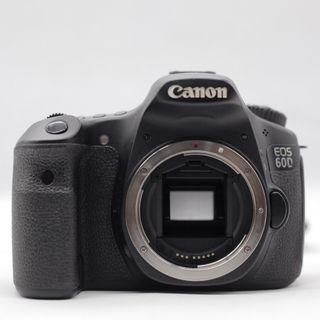 Used - Canon EOS 60D DSLR Camera (SC 37k) (Body Only)