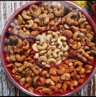 Parsel kacang mede