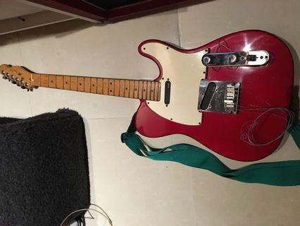 1995年制Fender Telecaster American standard