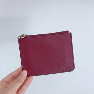 Jack wills coin bag & cardholder 卡片套散紙包