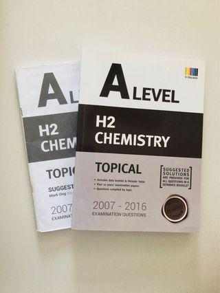 🚚 H2 Chemistry A level past year papers !
