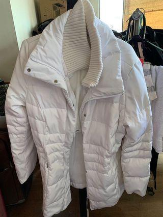 🚚 Calvin Klein 冬季棉長大衣