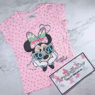 Disney minnie top