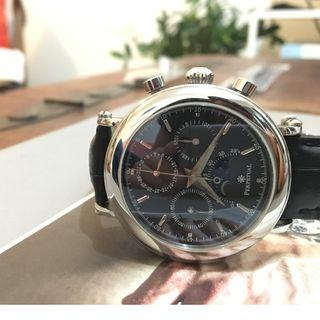 Perpetual Chronograph C-06 watch - Manually wound chrono with moonphase