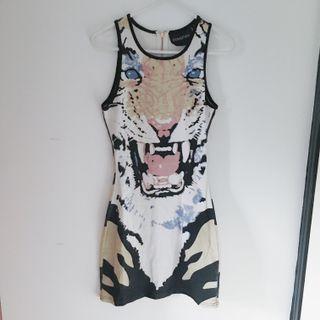 Tiger Clubbing Dress
