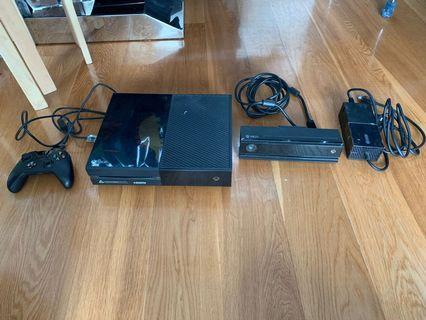 Xbox one 全set