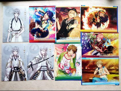 【Clearance】Anime file merch Otome Vol.2