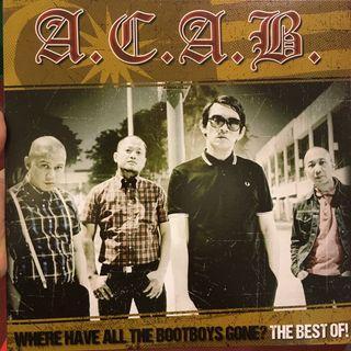 A.C.A.B The Best Of Vinyl