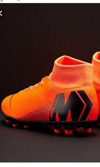 49a854debabc1 USA 8 Nike Mercurial Superfly VI Club FG/MG football boots