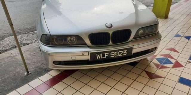 BMW tip top