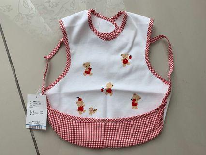 Cotton Bib from Japan