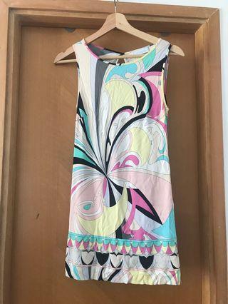 SALE- Short Emilio Pucci dress