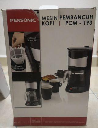 Pensonic Coffee Maker