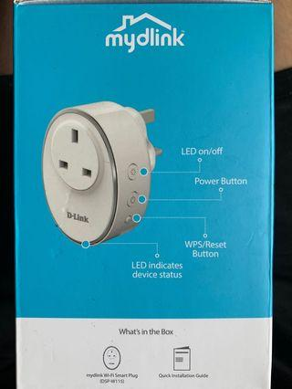 🚚 D-link Wifi Smart Plug Adapter