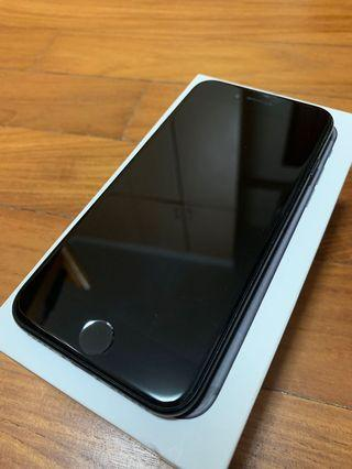🚚 Iphone 7 128GB Matt Black Cheap