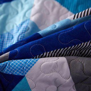 Cadar patchwork quality baik