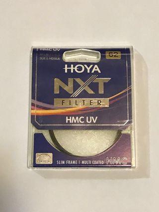 全新 Hoya 62mm UV filter