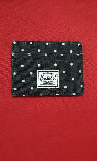 🚚 Herschel card holder