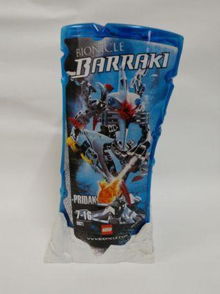 8921 Lego Pridak Bionicle Barraki
