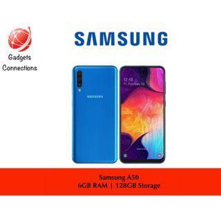 Samsung A50 Export Set