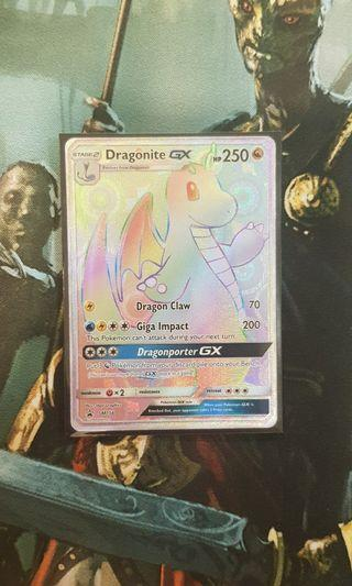 Dragonite GX dragon majesty