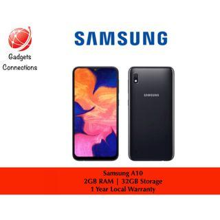 Samsung A10 Local Set