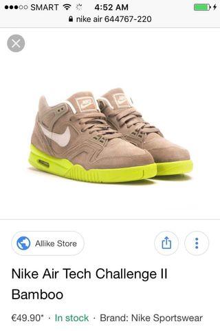 cad9bcd8e0994 Nike bamboo