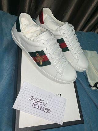 d2247564f63 Gucci Ace Embroidered  Bee