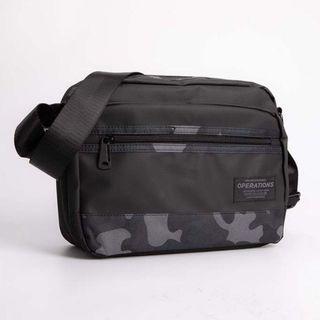 camo sling bag