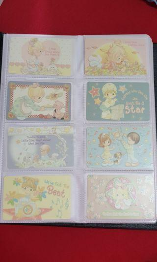 To bless: Precious moments message cards
