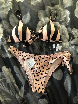 Topshop bikini set