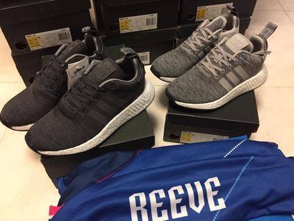 [激減] Adidas NMD & R2 Iniki Runner Boost