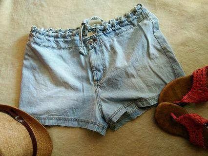 Denim Shorts for Women (Size M)