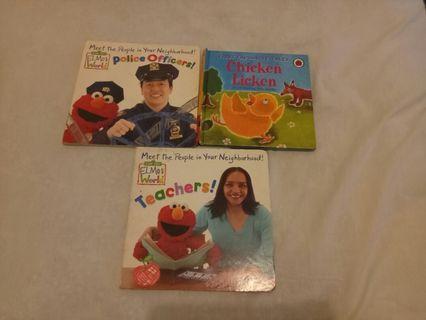 Buku Cerita Anak (English)