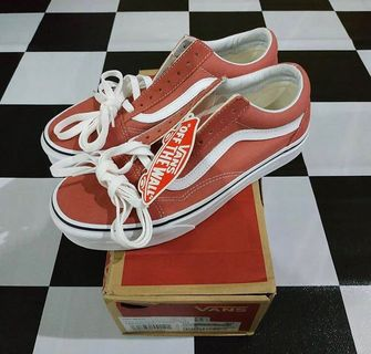 2fdb3dca7f Vans Old Skool Faded Rose