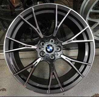 """19"""" New rim for BMW"""