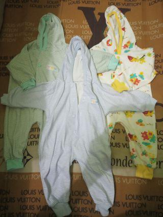 Baju Newborn bertopi take all